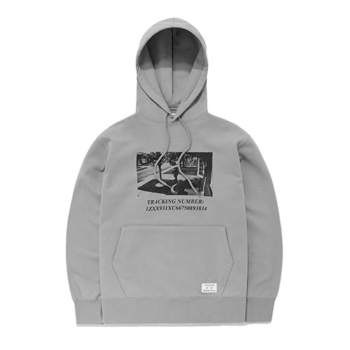 THIEF HOODIE GS [GRAY]